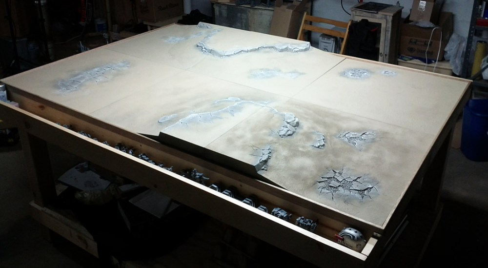 Realm of Battle Board Finished and Gen Con (1/2)