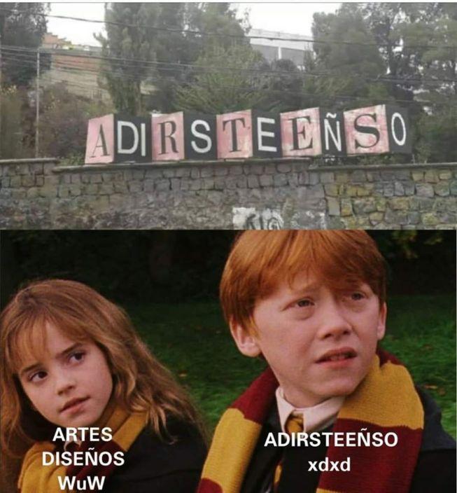 ADISRSTEEÑSO