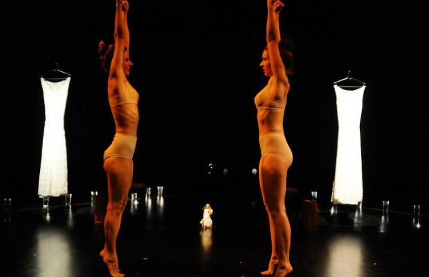 Foto divulgação do espetáculo Teatro de Bonecas (Crédito: Bob Sousa)