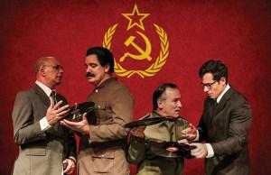 Aula Magna com Stalin |Ator Criador | Foto Roberto Setton