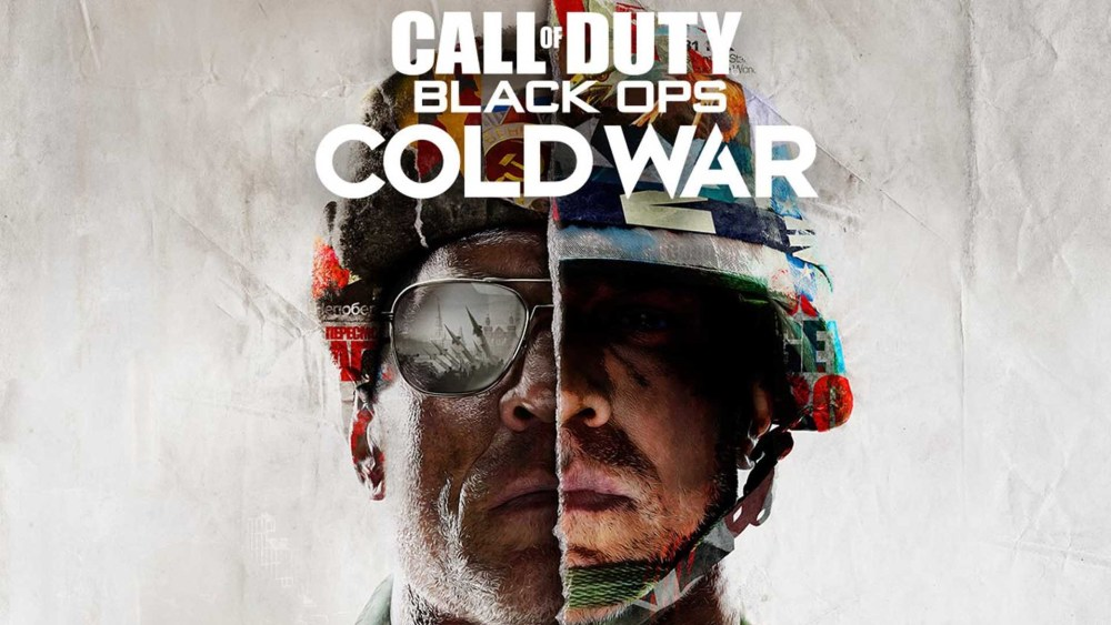 Capa do Call of Duty: Black Ops Cold War.