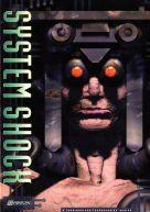 Capa original de System Shock, para PC em 1994.