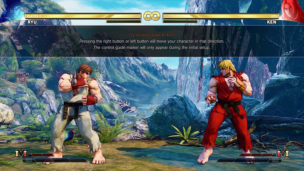 Street Fighter esport