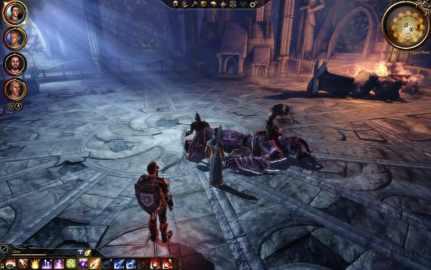 Dragon Age e sua belíssima direção de arte