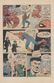 Spidey Super Stories Co-Starring Falcon Page 4
