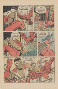 Spidey Super Stories Co-Starring Falcon Page 8