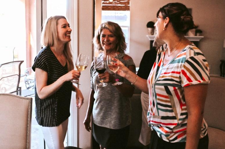 Cheers! Wine Tasting