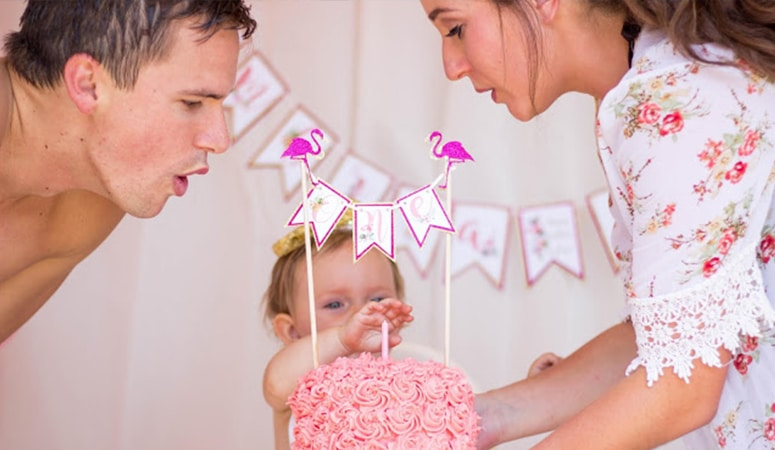 4 Ways to plan a stress free party for your child