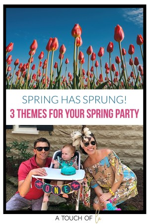 spring party themes