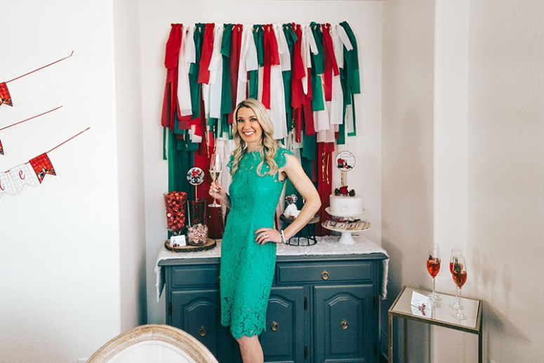 Holiday Party Decorations and Ideas