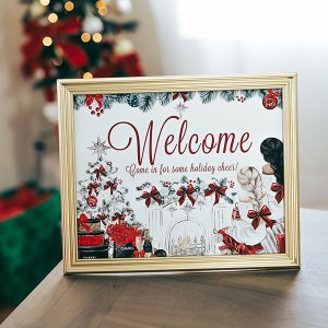 Welcome-Sign-for-Christmas-Party