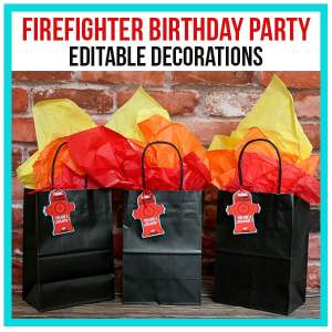 Buy Firefighter Party Supplies