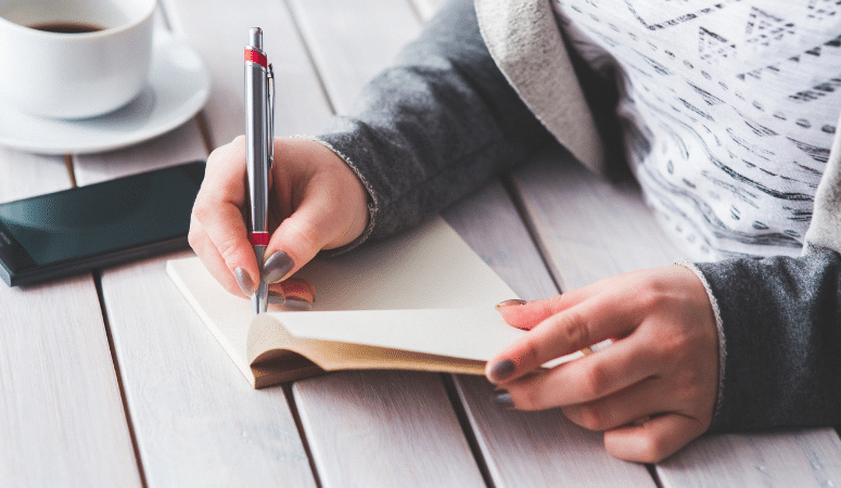 How to Use A Gratitude Journal For Personal Development