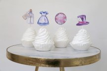 Alice in Wonderland Decorations Party Pack