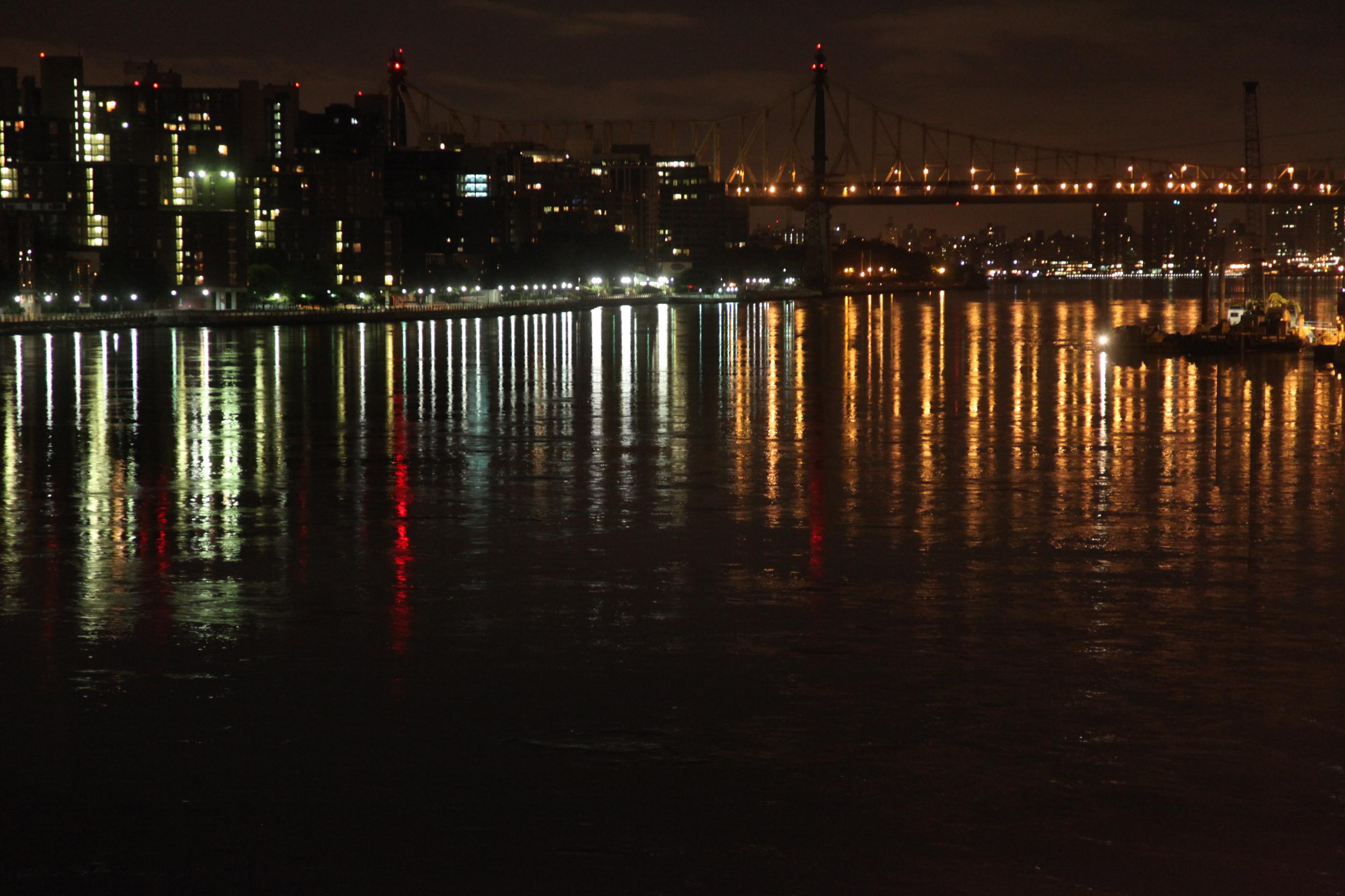 East River Lights 1