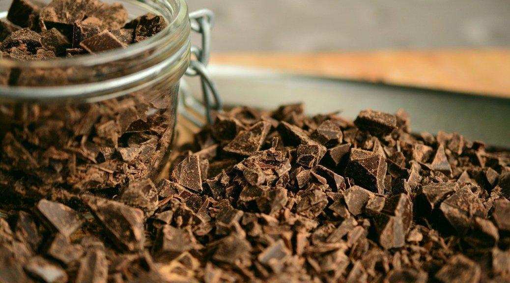 chocolat concassé