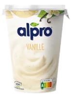 yaourt alpro vanille