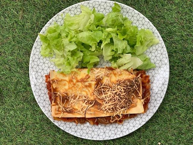 lasagnes bolognaise allégées