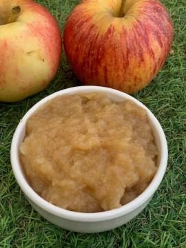 compote de pomme-cannelle