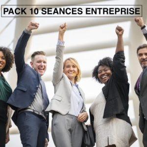 10 séances sophrologie groupe entreprise