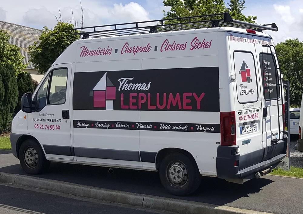 THOMAS LEPLUMEY – VEHICULE