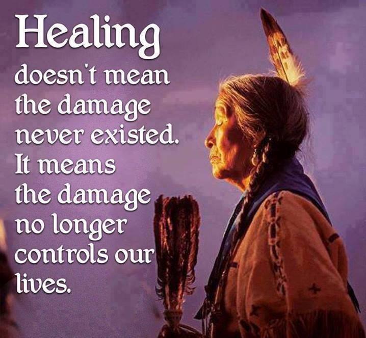 chamanisme Healing