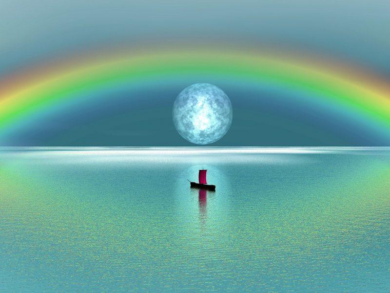 Bateau ou croix ? Le deuil et l'âme