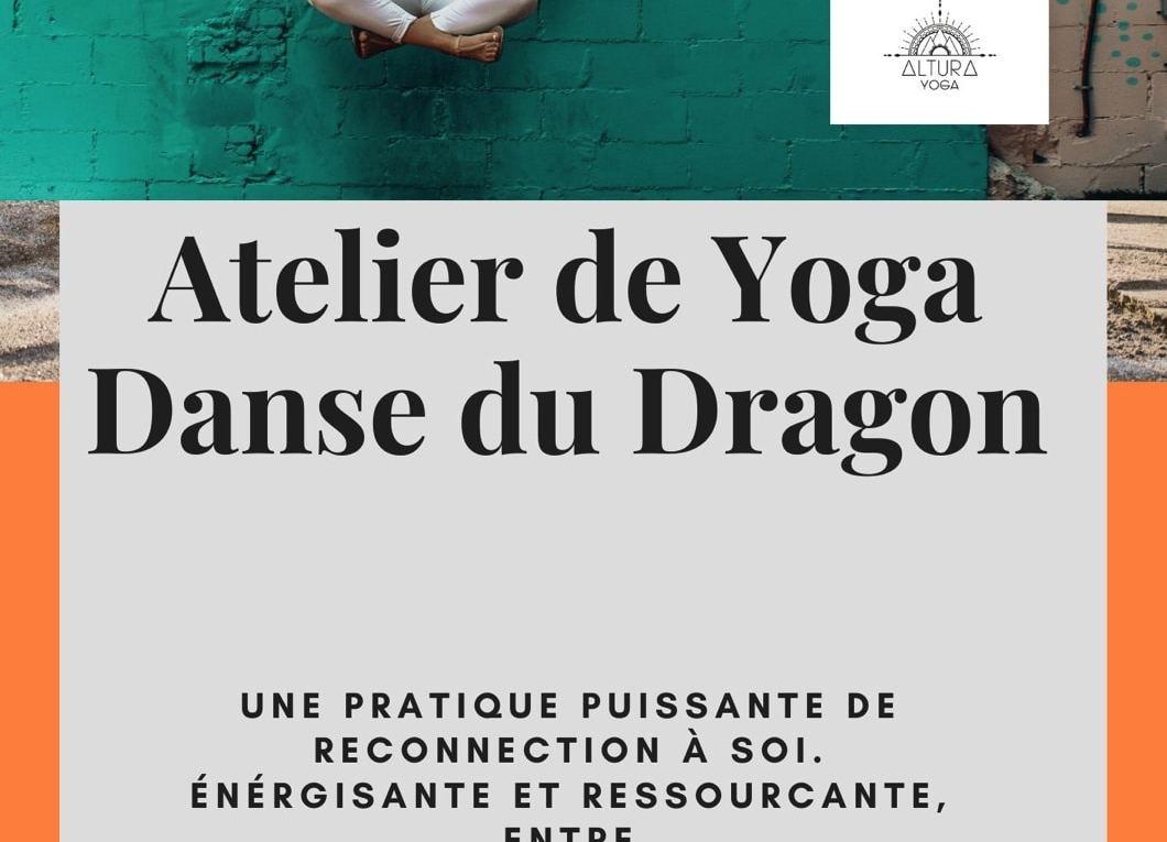Yoga lyon danse du dragon