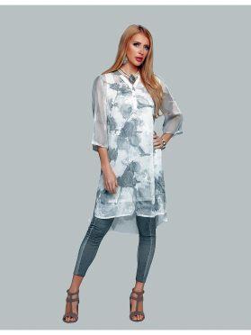 robe blouse tunique Minkas Dr189