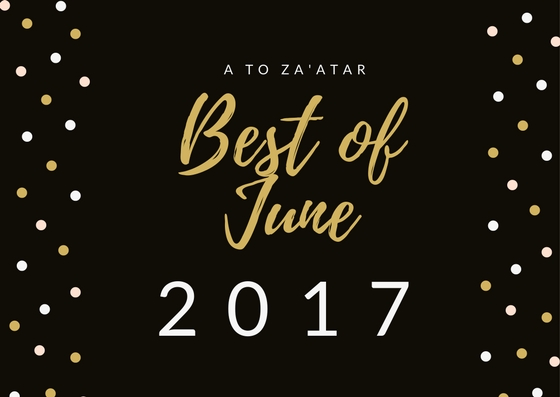 Best of the Month: June 2017.