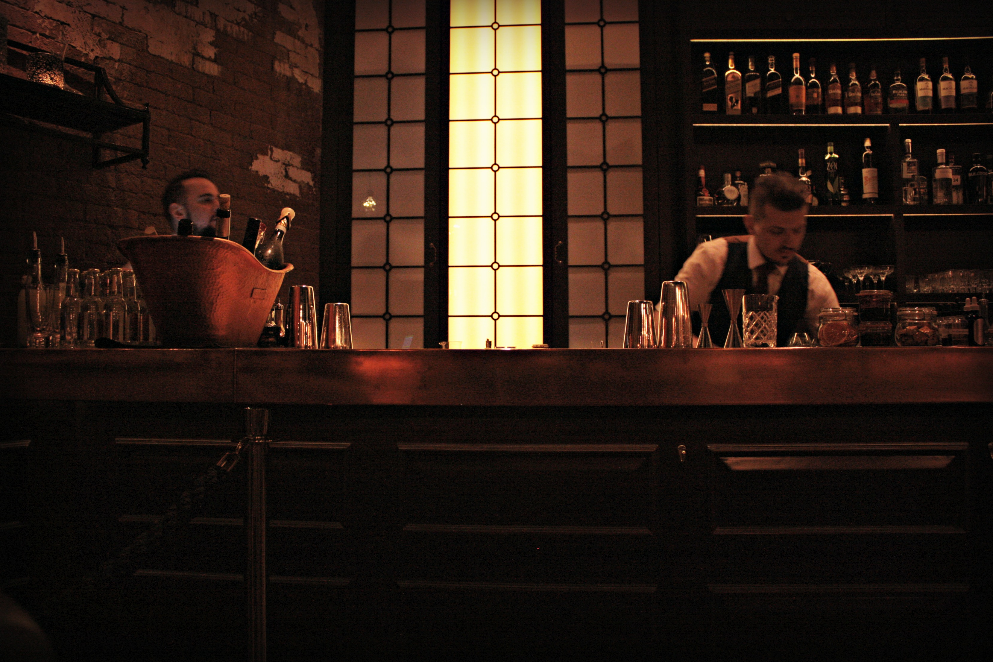 LBD: Elegant Cocktail Service and…