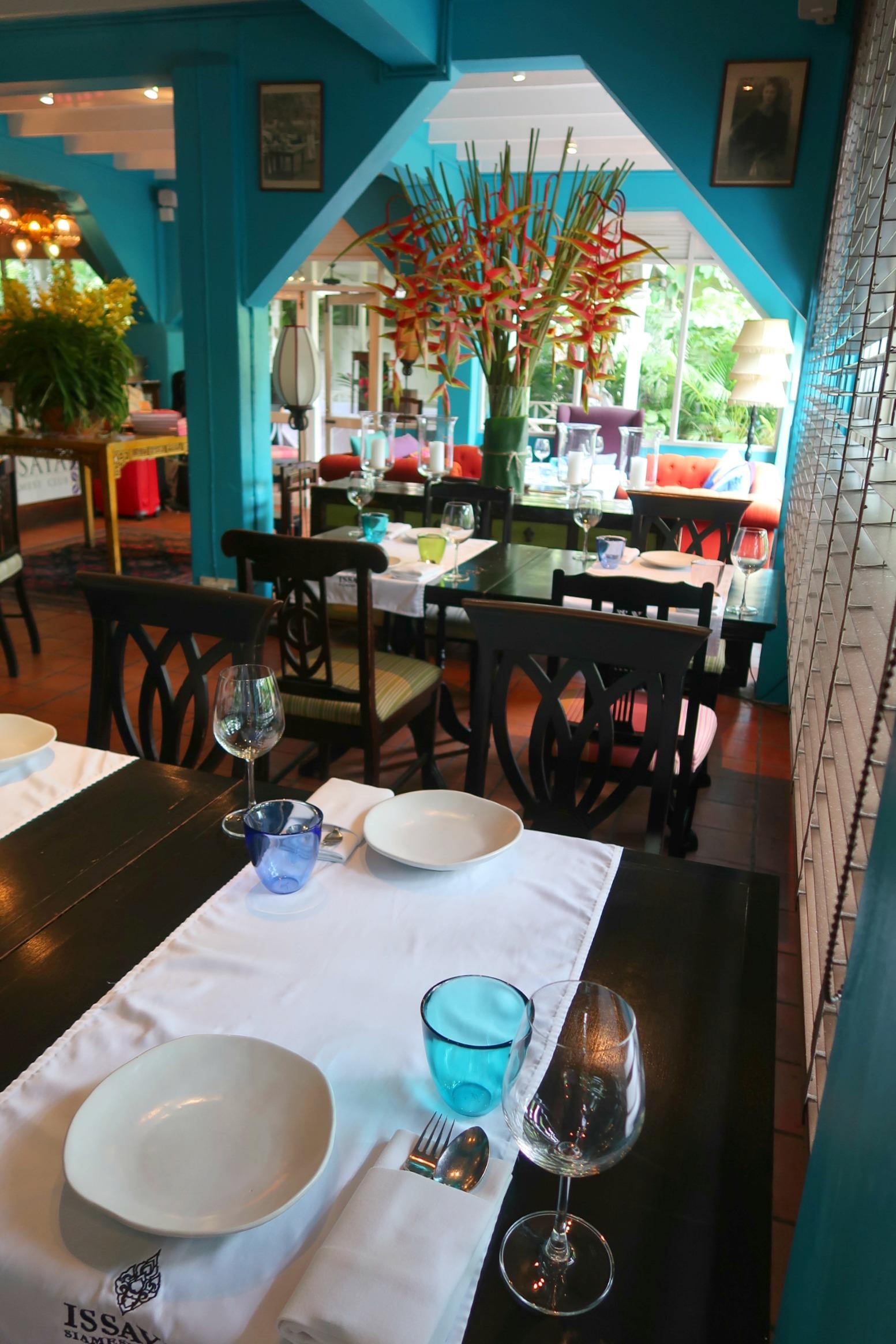Issaya Siamese Club, #21 Asia's 50 Best Restaurants