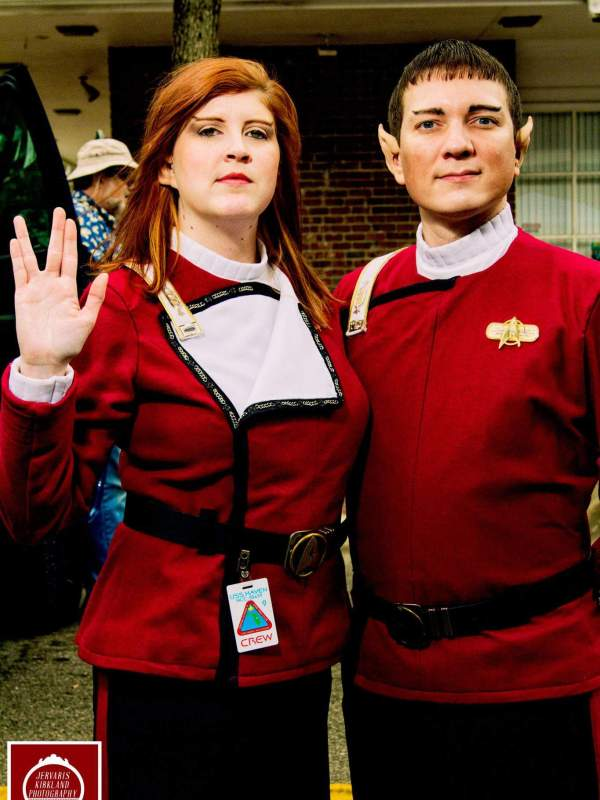 Syfy Saturday Bartow 2015 - A to Z Cosplay