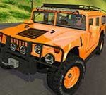 Offraod SUV Stunt Jeep Driving 4×4