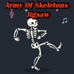 Army Of Skeletons Jigsaw