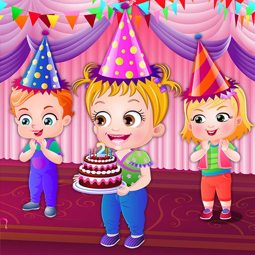 Baby Hazel Birthday Surprise