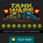 Battle of Tanks a War Game