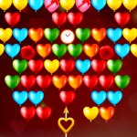 Bubble Shooter Valentines