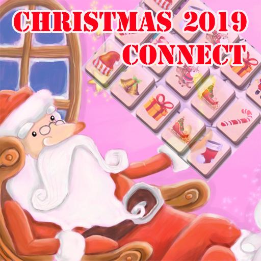 Christmas 2019 Mahjong Connect