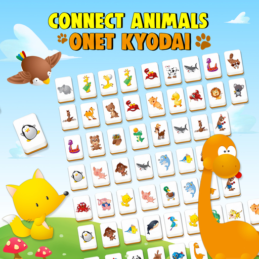 Connect Animals : Onet Kyodai