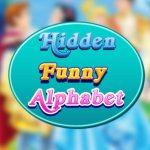 Hidden Funny Alphabet