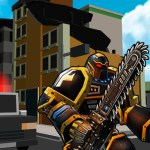 Robot Hero City Simulator 3D