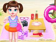 Baby Taylor Summer Beach Trip