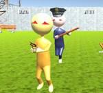 Stickman Adventure Prison Jail Break Mission