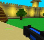 The Wall – A Minecraft Battlefield
