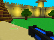 The Wall - A Minecraft Battlefield