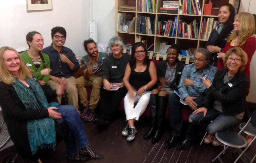 Individual Artist Workshop – May 2015