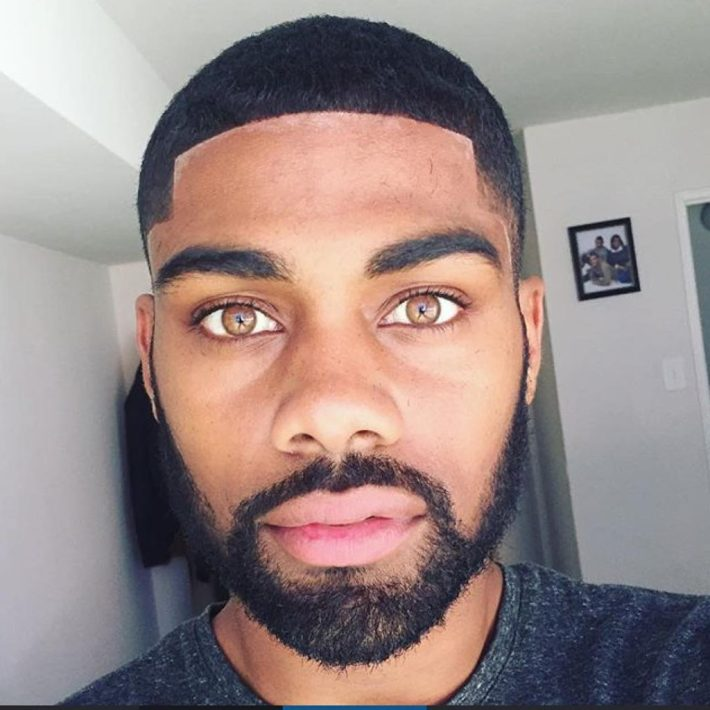 black men haircuts: 50 stylish and trendy haircuts african