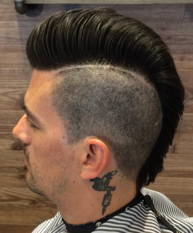 mohawk hairstyles: 50 best haircuts for men 2018 - atoz