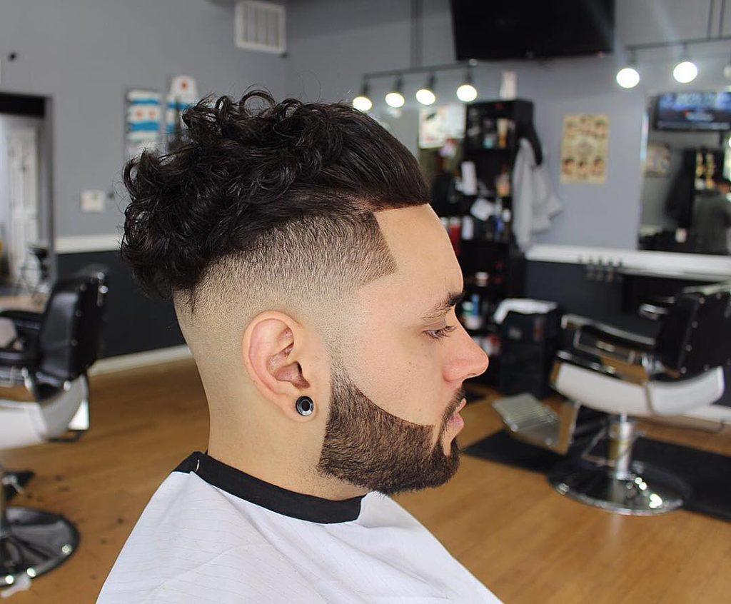 Slick Back Haircuts 40 Trendy Slicked Back Hair Styles